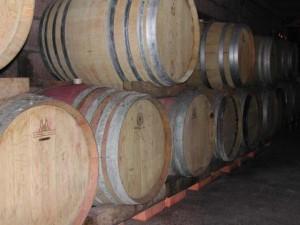 Weinfassmehrere
